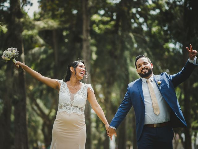 El matrimonio de Reginaldo y Patricia en San Borja, Lima 31