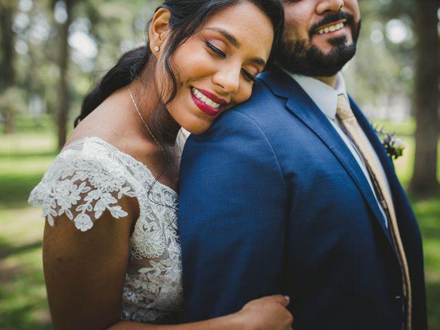 El matrimonio de Reginaldo y Patricia en San Borja, Lima 33