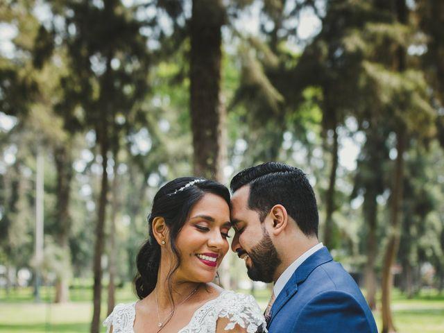El matrimonio de Reginaldo y Patricia en San Borja, Lima 34