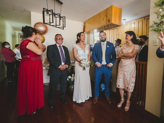 El matrimonio de Reginaldo y Patricia en San Borja, Lima 36