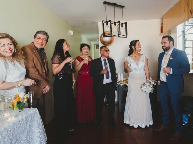 El matrimonio de Reginaldo y Patricia en San Borja, Lima 37