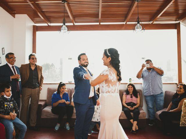El matrimonio de Reginaldo y Patricia en San Borja, Lima 39