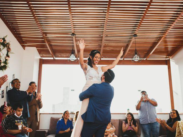 El matrimonio de Reginaldo y Patricia en San Borja, Lima 40
