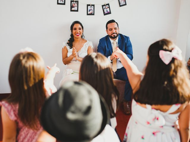 El matrimonio de Reginaldo y Patricia en San Borja, Lima 43