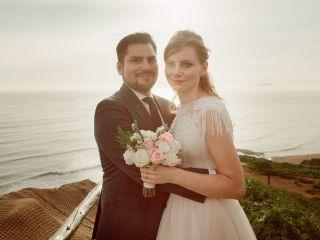 El matrimonio de Anna y Arturo