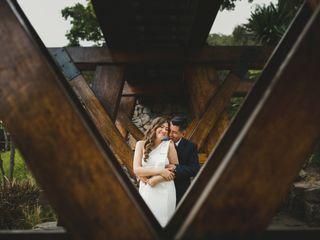 El matrimonio de Tiffany y Juan José