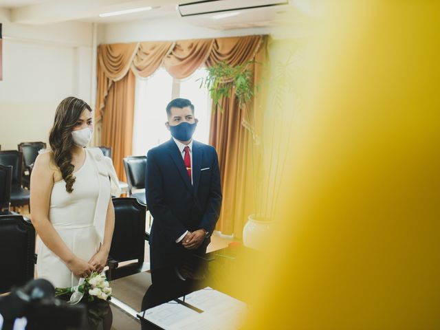 El matrimonio de Juan José y Tiffany en Santiago de Surco, Lima 3