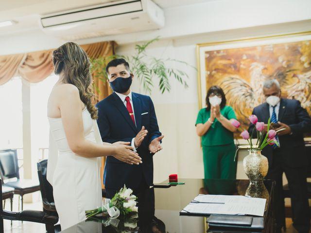 El matrimonio de Juan José y Tiffany en Santiago de Surco, Lima 4