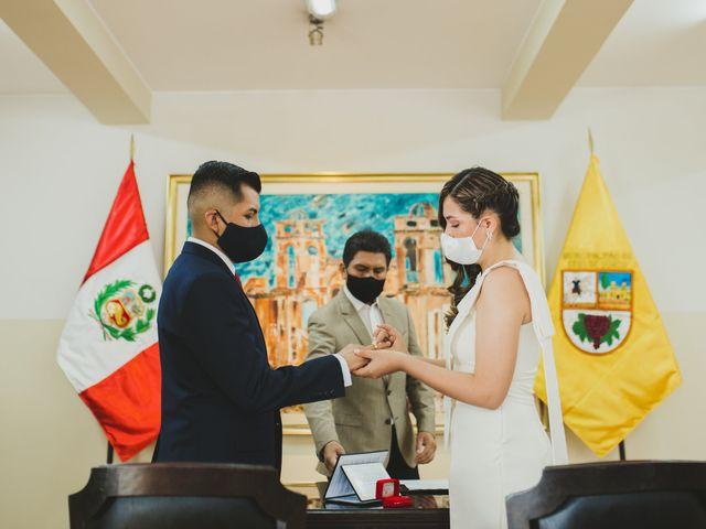 El matrimonio de Juan José y Tiffany en Santiago de Surco, Lima 5