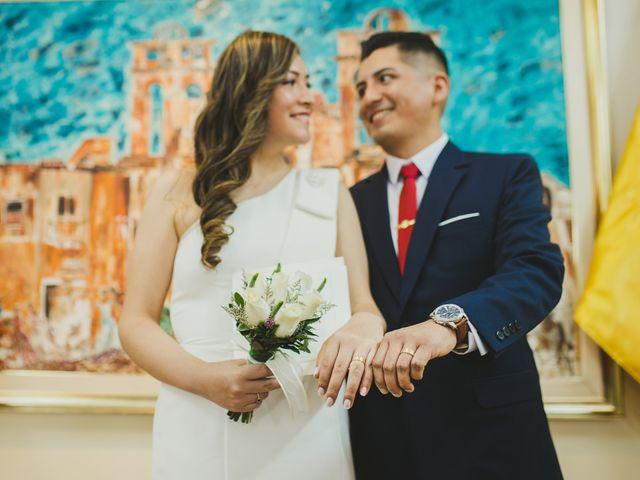 El matrimonio de Juan José y Tiffany en Santiago de Surco, Lima 7