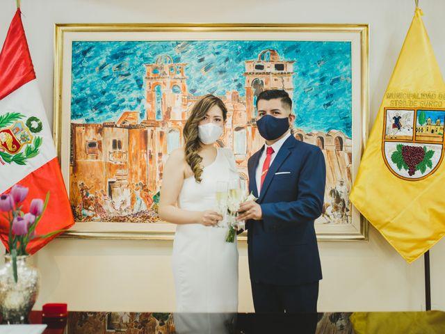 El matrimonio de Juan José y Tiffany en Santiago de Surco, Lima 8