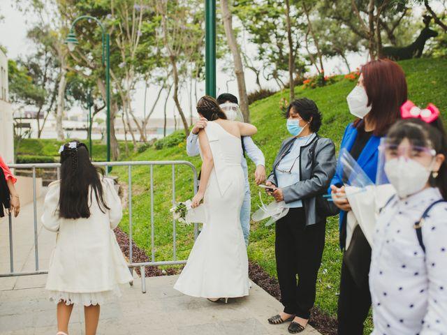 El matrimonio de Juan José y Tiffany en Santiago de Surco, Lima 9