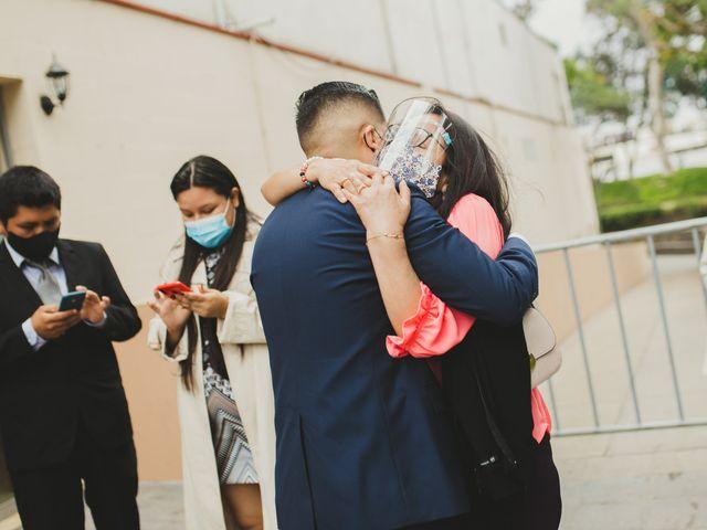 El matrimonio de Juan José y Tiffany en Santiago de Surco, Lima 10