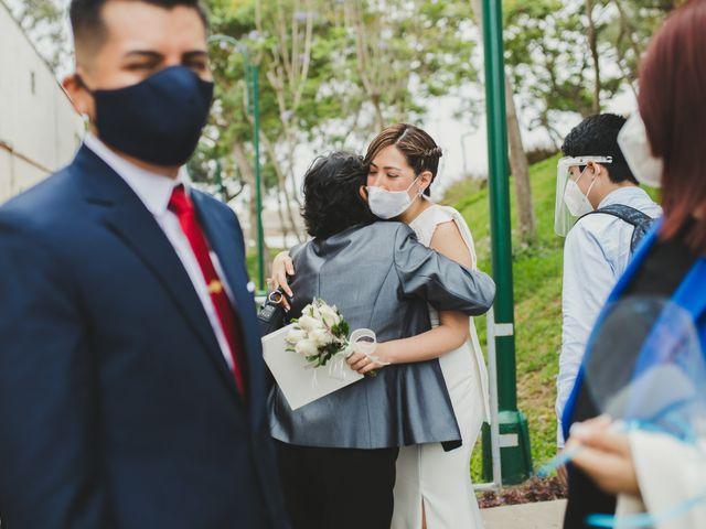 El matrimonio de Juan José y Tiffany en Santiago de Surco, Lima 11