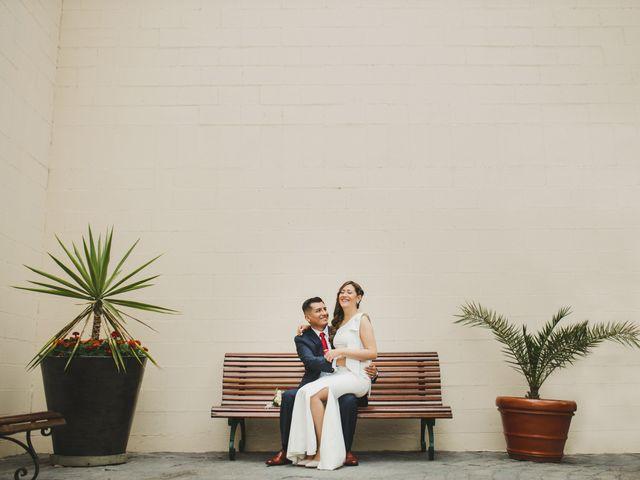 El matrimonio de Juan José y Tiffany en Santiago de Surco, Lima 13