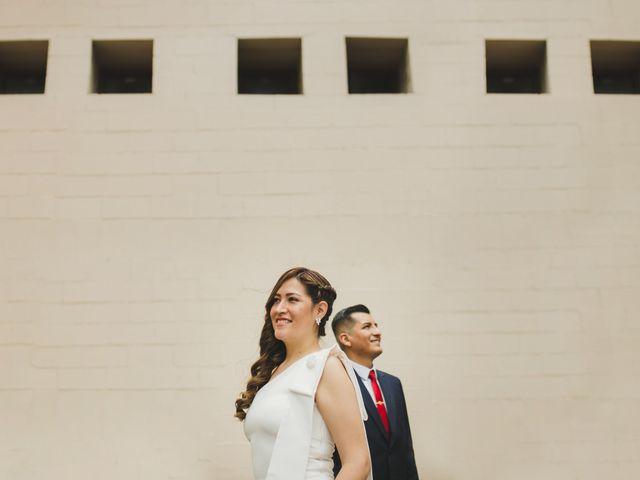 El matrimonio de Juan José y Tiffany en Santiago de Surco, Lima 14