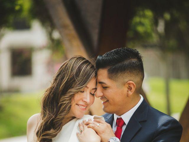El matrimonio de Juan José y Tiffany en Santiago de Surco, Lima 15