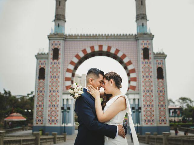 El matrimonio de Juan José y Tiffany en Santiago de Surco, Lima 16
