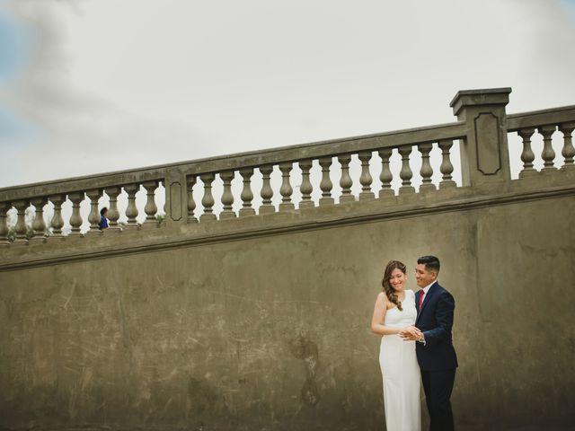 El matrimonio de Juan José y Tiffany en Santiago de Surco, Lima 18