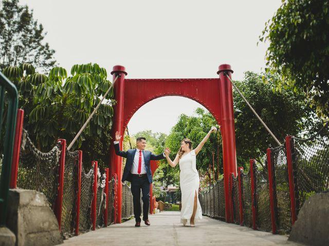 El matrimonio de Juan José y Tiffany en Santiago de Surco, Lima 19
