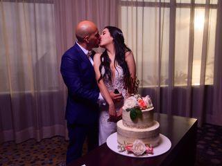 El matrimonio de Thalía y David