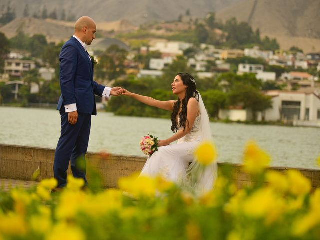 El matrimonio de David y Thalía en Lima, Lima 6