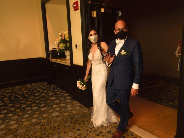 El matrimonio de David y Thalía en Lima, Lima 7