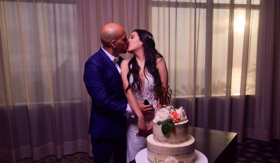 El matrimonio de David y Thalía en Lima, Lima