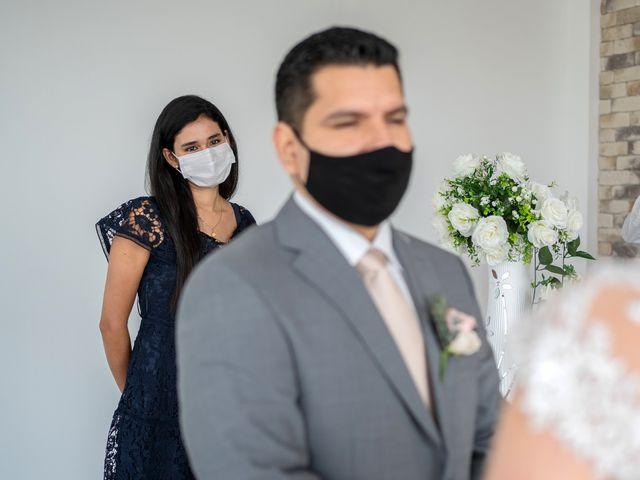 El matrimonio de Richard y Valery en Miraflores, Lima 2