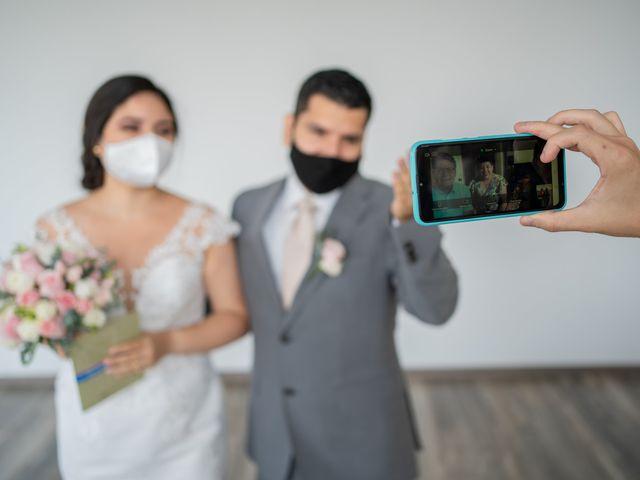 El matrimonio de Richard y Valery en Miraflores, Lima 6