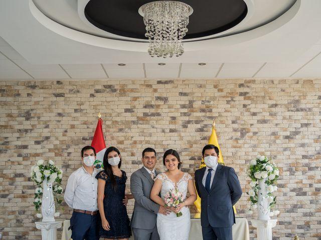 El matrimonio de Richard y Valery en Miraflores, Lima 9
