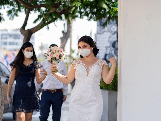 El matrimonio de Richard y Valery en Miraflores, Lima 12