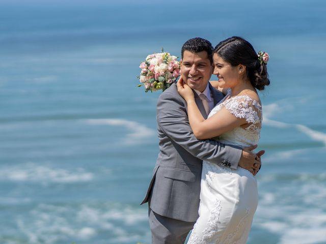 El matrimonio de Richard y Valery en Miraflores, Lima 15