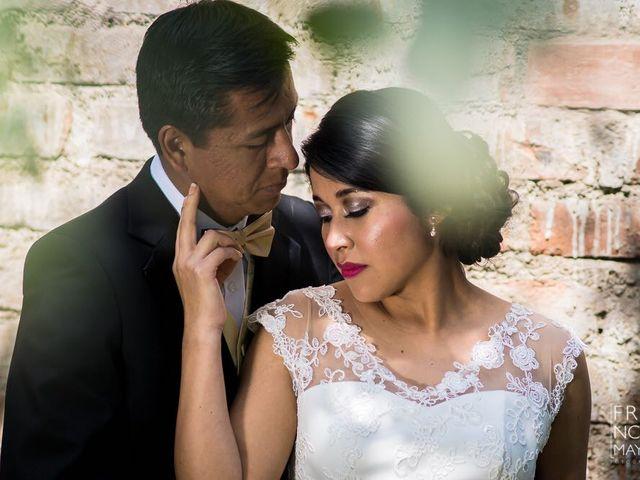 El matrimonio de Sofía y Jorge