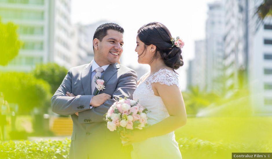 El matrimonio de Richard y Valery en Miraflores, Lima