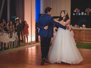 El matrimonio de Lorena  y Diego  3