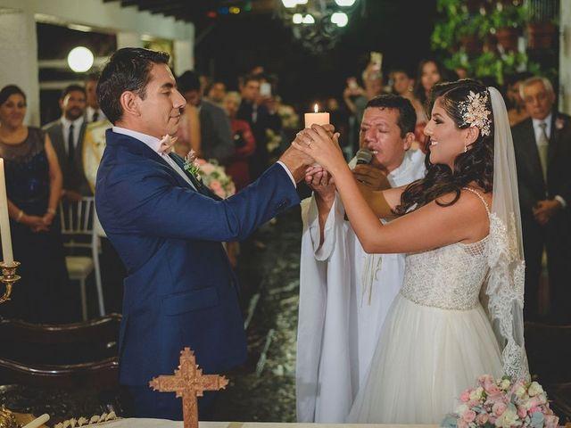 El matrimonio de Lorena  y Diego