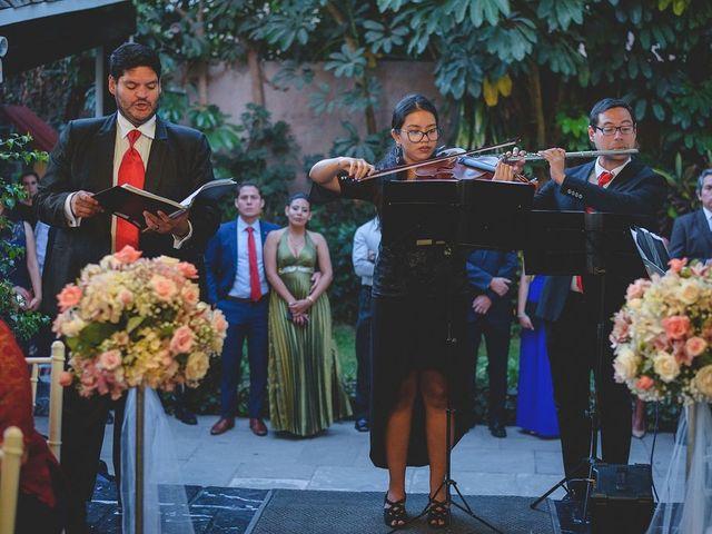 El matrimonio de Diego  y Lorena  en Lima, Lima 18