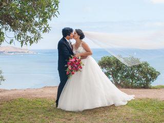 El matrimonio de Nadia y Yhonatan 1