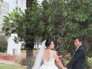 El matrimonio de Nadia y Yhonatan 2