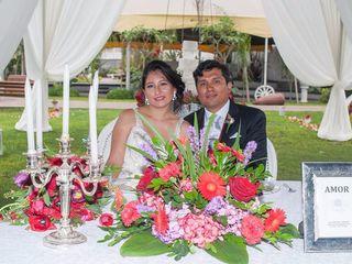 El matrimonio de Nadia y Yhonatan 3