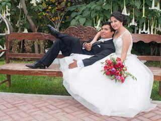 El matrimonio de Nadia y Yhonatan