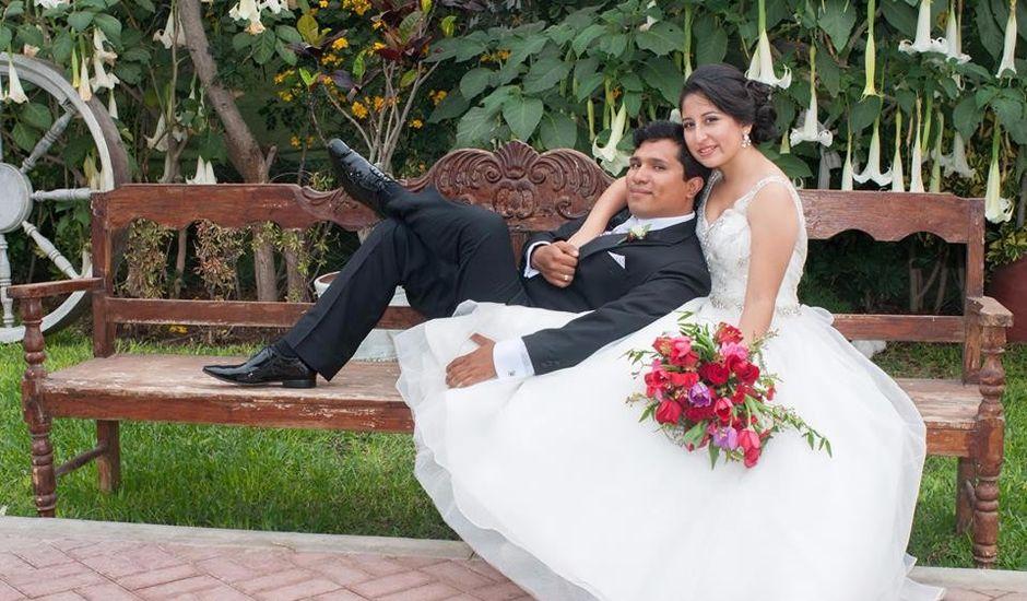 El matrimonio de Yhonatan y Nadia en Miraflores, Lima