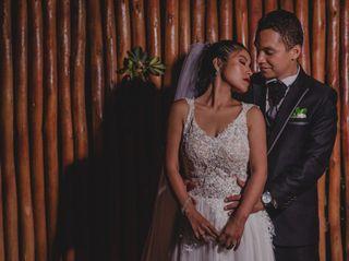 El matrimonio de Fiorella y Christiam