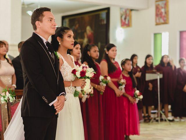 El matrimonio de Christiam y Fiorella en Pachacamac, Lima 8