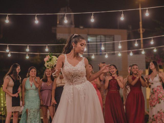 El matrimonio de Christiam y Fiorella en Pachacamac, Lima 10