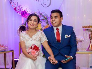 El matrimonio de Andres y Sthefany 3