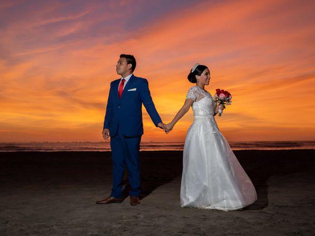 El matrimonio de Andres y Sthefany