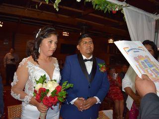 El matrimonio de Carlos y Yesenia 1