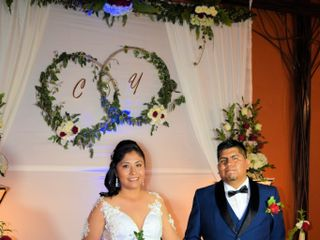El matrimonio de Carlos y Yesenia 2